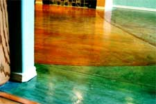 Colored Concrete contractors in Tampa