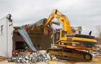 Demolition Contractor Tampa