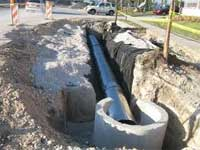 Drainage Contractor in Tampa Florida