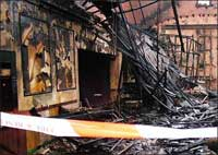 Fire restoration services in Tampa